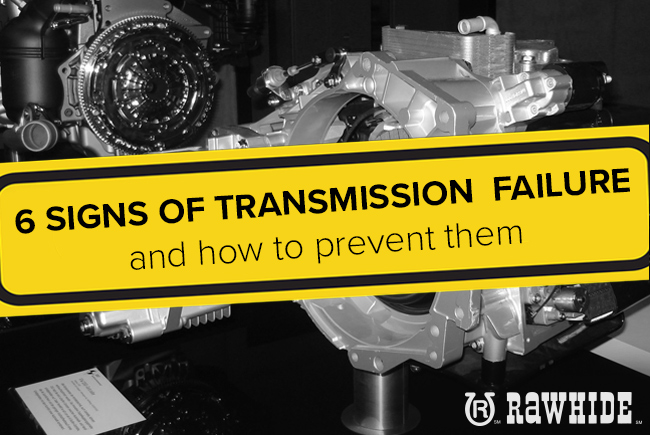 Signs of Transmission Failure Featured Image